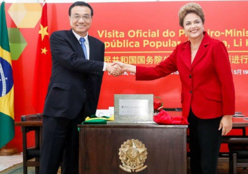 CEBC divulga discurso de Dilma Rousseff no Encontro Empresarial China-Brasil